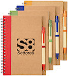 Eco Spiral Notebooks